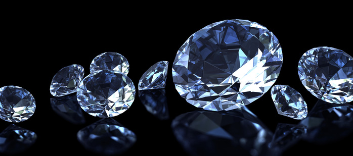 How important is diameter when buying loose diamonds?