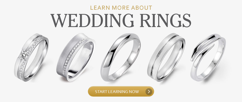 Learn more about Wedding Rings