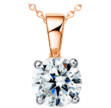 Design Your Own Diamond Pendant