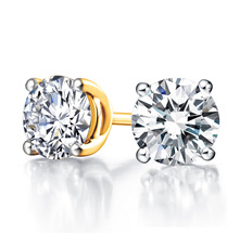 Design Your Own Diamond Earrings